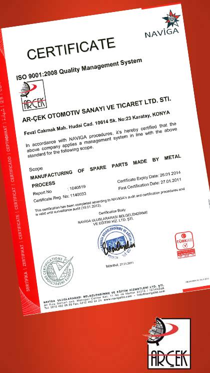 Kaliper Tamir Takımı - Arçek Otomotiv - Fren Tamir Takımları Knorr, Wabco Z-Cam, Haldex, Meritor, Iveco - Otomatik Fren Cırcırı - Ayar Mekanizması